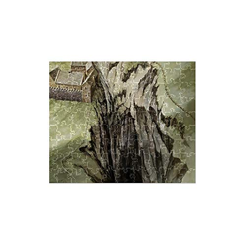 Media Storehouse 252 Piece Puzzle of Peveril Castle J980125 ()