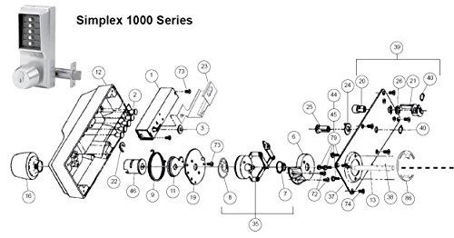 Kaba Simplex 1000 Clutch Diagram - Wiring Diagram •