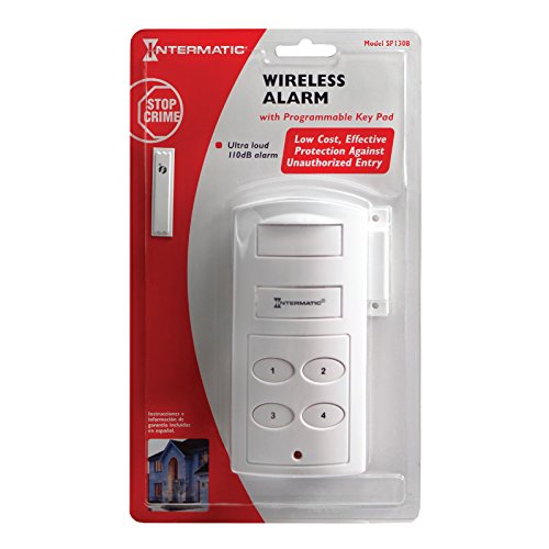 Intermatic Magnetic Contact Alarm with Keypad