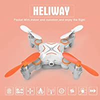 Gotd 901S Mini Foldable 2.4G 4CH 6Axis RC Quadcopter Drone With 0.3MP WIFI Camera , Orange
