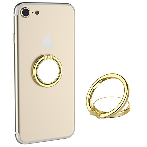 ICHECKEY Smart Phone Ring Holder Mirror Series Stylish 360