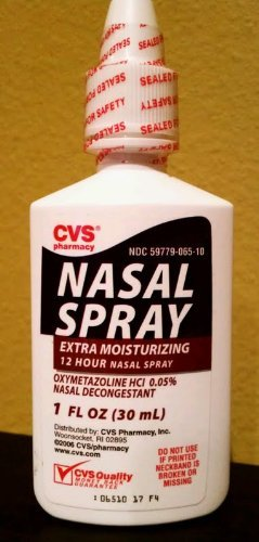 Amazoncom Cvs Nasal Spray Extra Moisturizing 12 Hour Nasal Spray 1