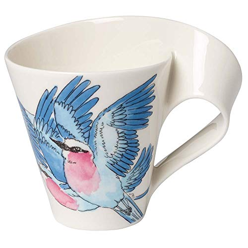 - New Wave Cities Lilac Breasted Roller Mug