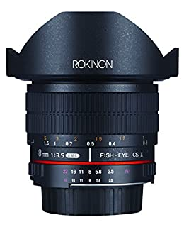 Rokinon FE8M-P 8mm F3.5 Fisheye Fixed Lens for Pentax (Black) (B002LTWIB2) | Amazon price tracker / tracking, Amazon price history charts, Amazon price watches, Amazon price drop alerts