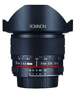 Rokinon FE8M-P 8mm F3.5 Fisheye Fixed Lens for Pentax (Black) (B002LTWIB2) | Amazon Products