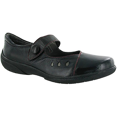Shoes Ladies Lambeth Shoes Black Womens Amblers 4nIYgqw4