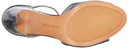 West Del Festivitie Silver Nine Sandalo Tacco FqxFZw
