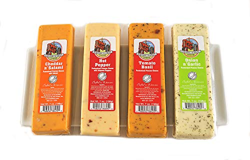 Block Of Cheese (Wisconsin Cheese Variety Blocks 28oz If you want all one flavor, let us)