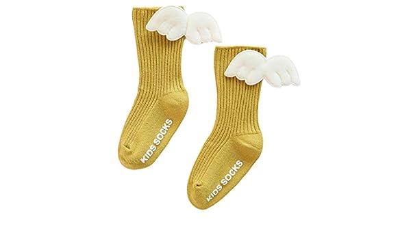 Calcetines altos para bebé recién nacido, lindos calcetines 3D con ...
