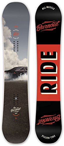 Ride Burnout Snowboard - Men's