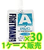 ファイトマンゼリー アミノ酸 リンゴ味 180g 30個セット