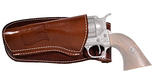 "Bluestone Safety 4"" Barrel Revolver Holster  4 inch Leather"