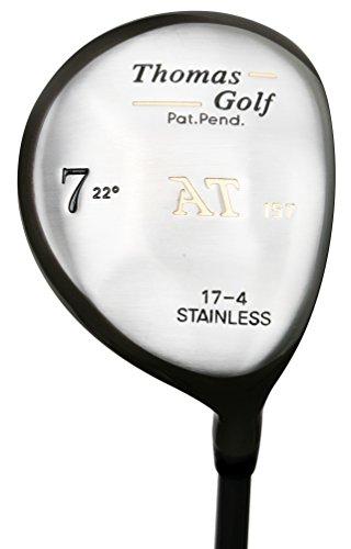 - Thomas Golf Brand #7 Fairway Wood (22 degree) - Ladies/Women's Flex Graphite - Left Handed