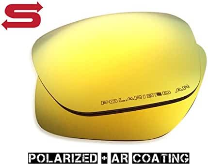 GOLD Oakley Holbrook Lenses POLARIZED by Lens Swap. GREAT QUALITY & FITS PERFECTLY. Oakley Holbrook Replacement Lenses.