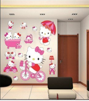chambre hello kitty armoire hello kitty chambres enfants. Black Bedroom Furniture Sets. Home Design Ideas