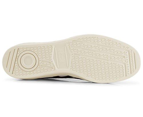 white Running Femme Chaussures Gsm Blanc nero black 0190 Asics Bianco De qaOpSZSwB