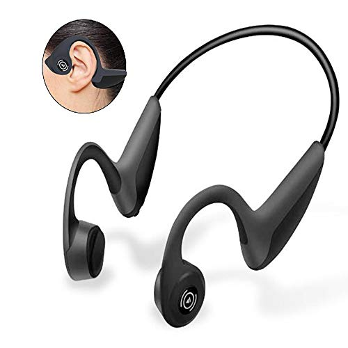 KimHee air Open Ear Wireless Bone Conduction Headp...