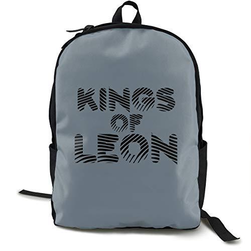 Kings Of Leon Backpack Men Women Custom Fashion Travel Daypack Backpack,School Bookbag