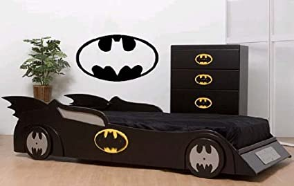 Lucky Girl Decals Batman Wall Decal Sticker