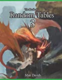 The Book of Random Tables 3: Fantasy Role-Playing