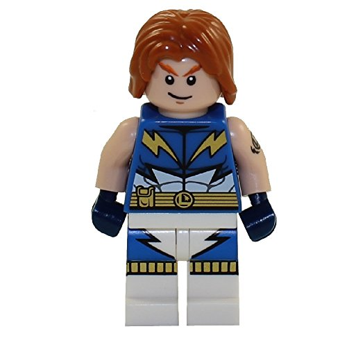 LEGO Super Heroes MiniFigure - Lightning Lad (2015 Target Exclusive, Set 5004077