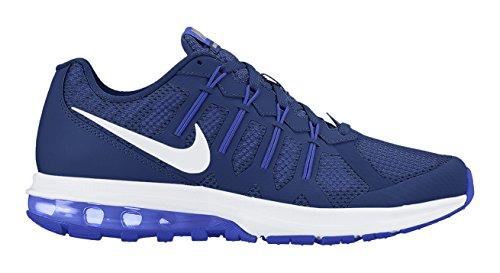 chaussure Royal rcr Nike Unisexe Course Air Azul Dynasty De Blanc Max Blanco White deep Blue Blue gPP6RwqI