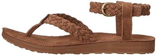 833491076fa8 Teva Women s W Original Suede Braid Ankle Strap Sandal