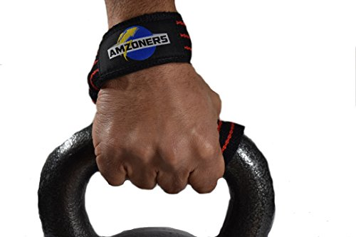Wrist Straps Pair + Wrist Wraps Pair ( Bundle), Lifting Straps with Padding, Weight Lifting Wrist Support,Padded No Slip Weight Lifting Straps for Grip