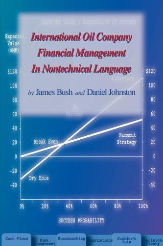 International Oil Company Financial Management in Nontechnical Language (Pennwell Nontechnical Series) by PennWell Corp.