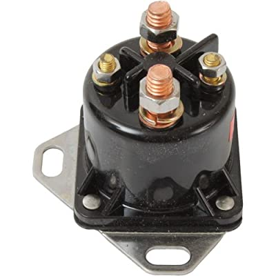 DB Electrical SFD6026 Glow Plug Relay Solenoid For Ford F-Series, E-Series, Excursion, 1 Pack: Automotive