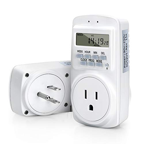 YOUTHINK Outlet Timer Switch Indoor Electric Pr...