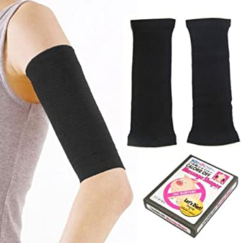 manchons bras anti cellulite