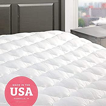 Amazon Com Eluxurysupply Five Star Mattress Pad Premium