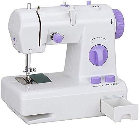 Máquina de coser doméstica portátil, máquina de coser overlock ...