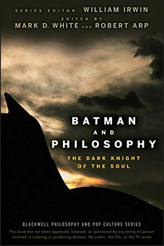 Batman and Philosophy: The Dark Knight of the Soul cover