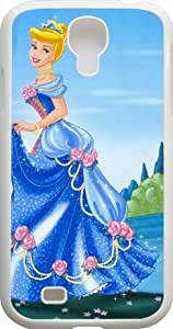 Cinderella Samsung Galaxy S4 cover case - Custom Personalized Samsung Galaxy S4 case by runtopwell