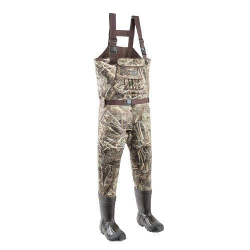 Allen Skybuster Neoprene Bootfoot Chest Wader, Realtree MAX-5