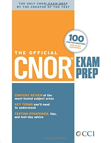 The Official CNOR Exam Prep