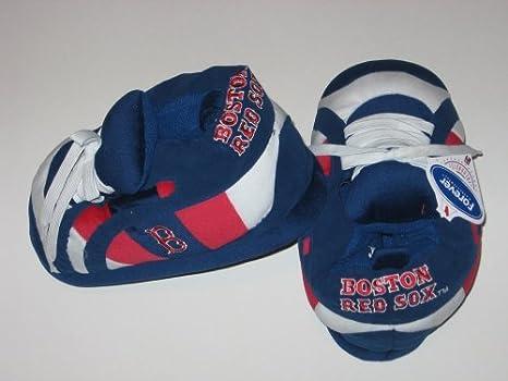Boston Red Sox Sneaker Slippers-Men's