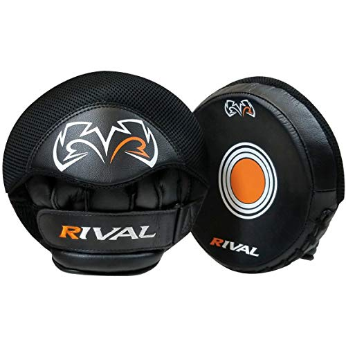 RIVAL Boxing Parabolic Punch Mitts with Finger