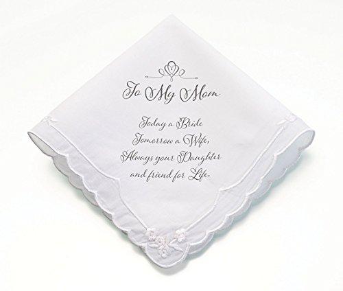 Lillian Rose Mom Wedding Gift Keepsake Hankie