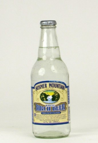 Hosmer Mountain Birch Beer (12 bottles) made in New England