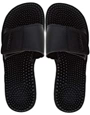 Maseur Invigorating Black Massage Sandals
