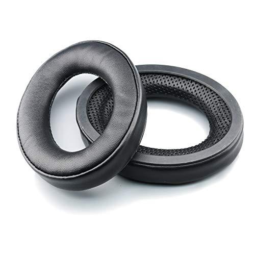 NewFantasia Replacement Earpads for Sennheiser HD598 / HD598 Cs / HD598SE / HD 598 SR / HD518 / HD558 / HD595 / HD599 / HD569 / HD579 Headphones Sheepskin Leather Memory Foam Ear Cushions