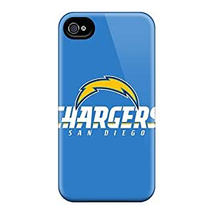 High-end Cases Covers Protector For Iphone 6 Plus(san Diego Chargers)