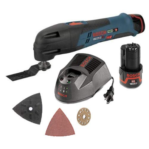 Factory-Reconditioned Bosch PS50-2A-RT 12-Volt Max Multi-X Cutting Kit