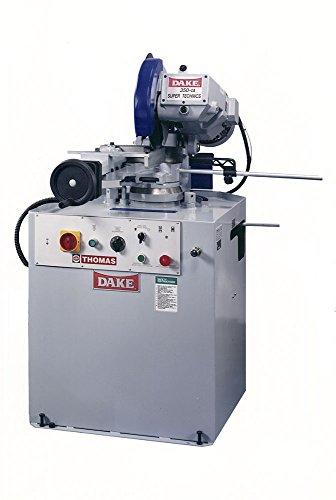 Dake Cold Saw - Dake 974355-2 model 350SA Semi-Automatic Cold Saw,14