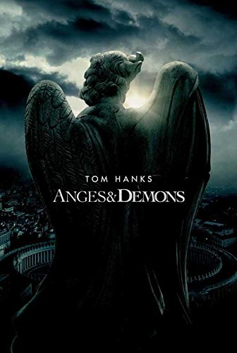 Angels and Demons Poster French Tom Hanks Ayelet Zurer Ewan McGregor