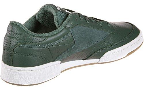 Bianco Club 85 Reebok Verde 42 Estl Sneakers C Cm8793 1TUvSAq