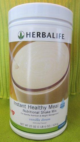 HERBALIFE FORMULA 1 INSTANT SHAKE HEALTHY MEAL VANILLA DREAM